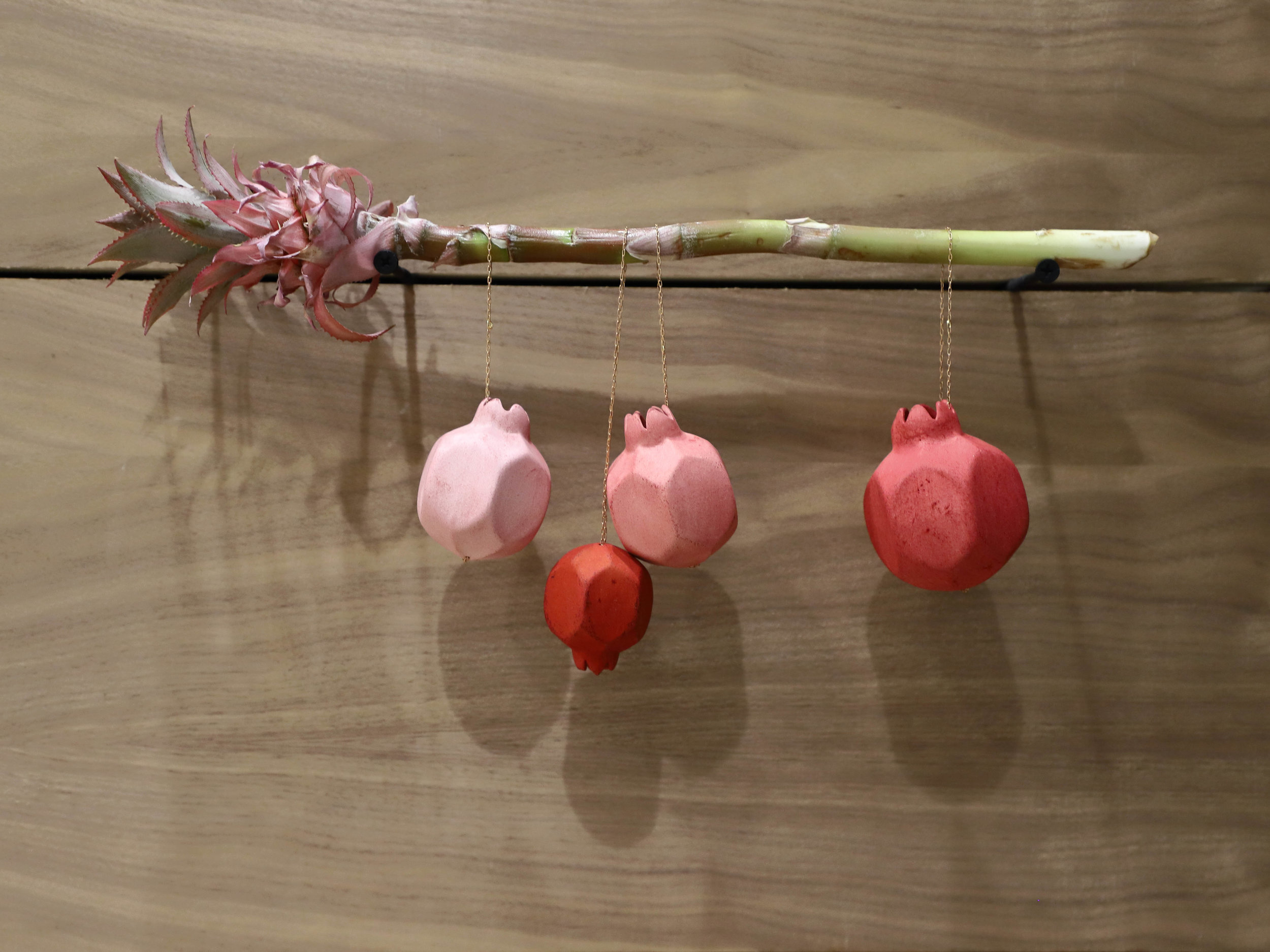 - Pomegranate Ornaments