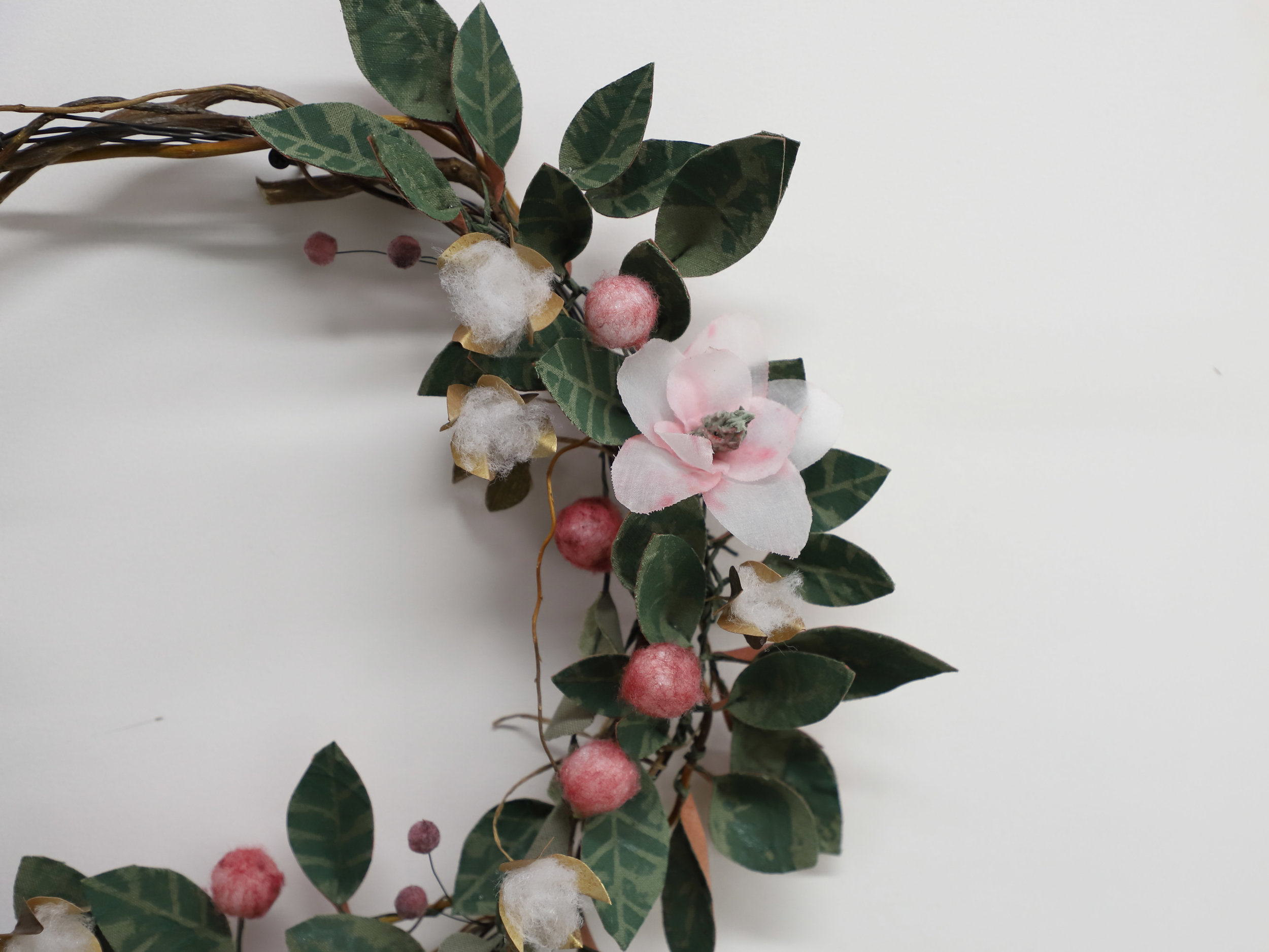 - Ornamental Wreaths