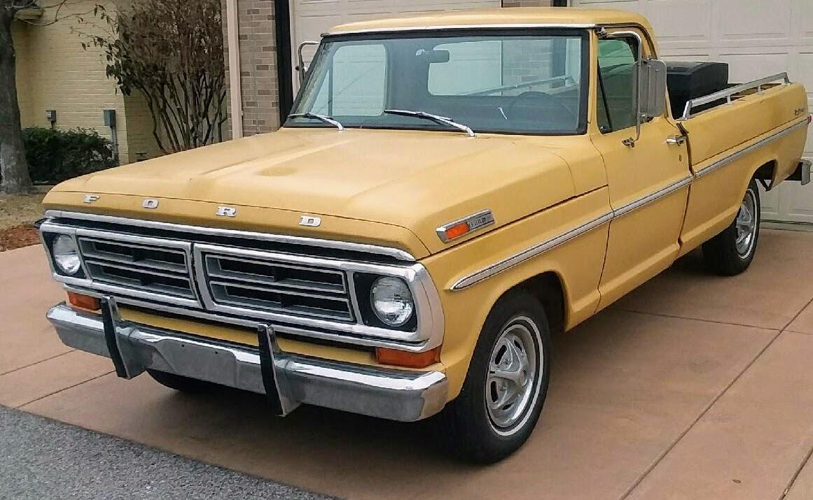 Original 1972 F100