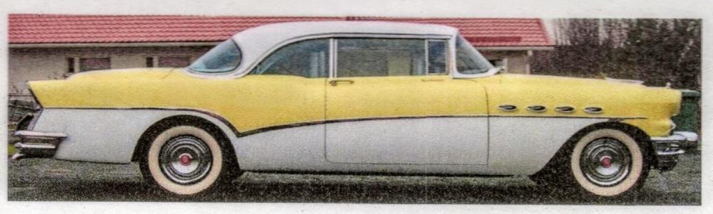 1956 Roadmaster - Finland