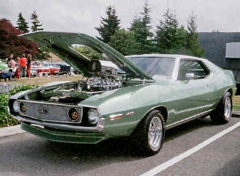 Powersteering.com did a fast ratio conversion for Mike's AMX, (April 2019) Portland, OR area.