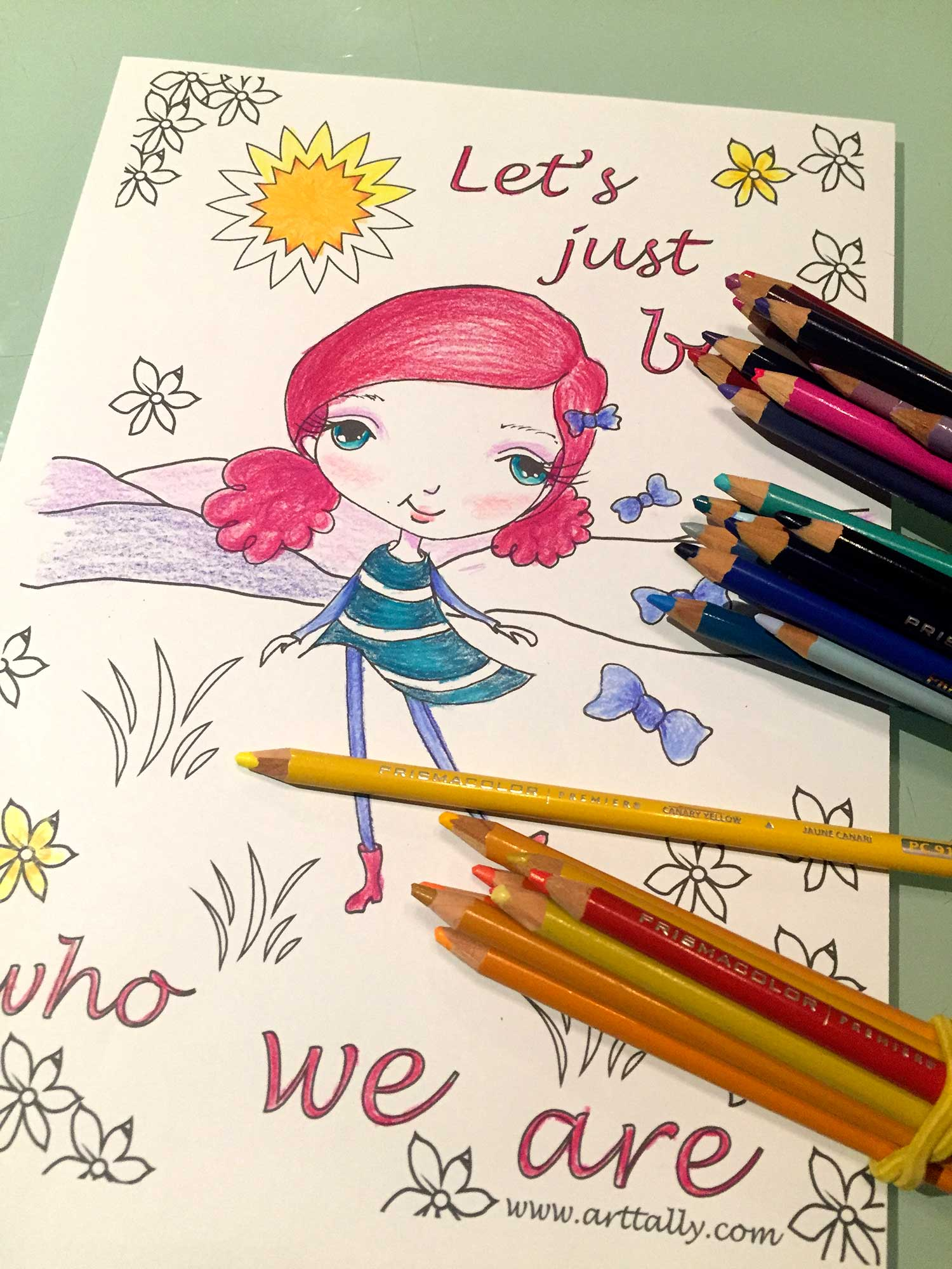 Get your free colouring sheet at kerriewoodhouse.com