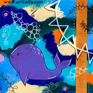 surprising facts about whales arttally