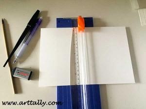 paper slicer arttally