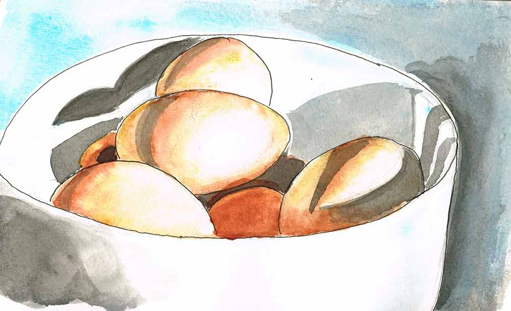kitchen wall art prints eggs kw
