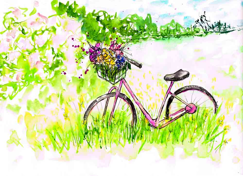 Blossoms-and-Bikes-1-pink-in-field-kw.jpg