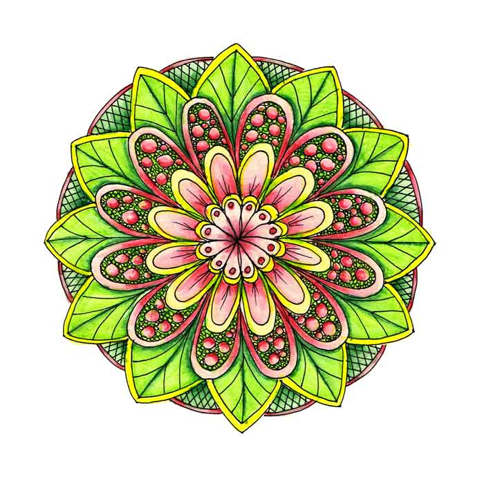 Dec 18 Mandalas