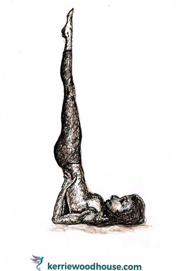 Yoga Values no 7 arttally