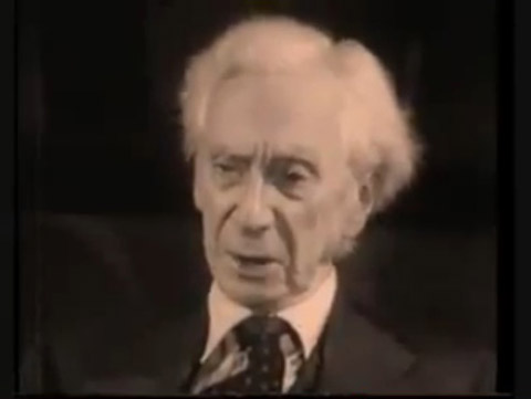 A Message to the Future from Bertrand Russell