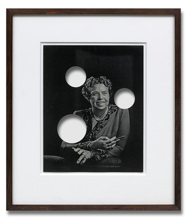 Cerith Wyn Evans  Untitled (Anna Eleanor Roosevelt) , 2003