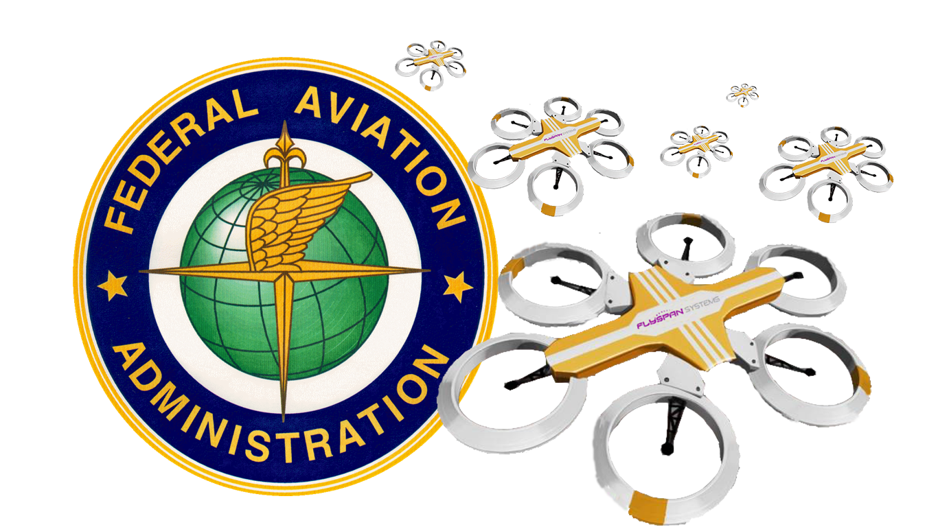 Start your drone fleet with Small UAS training from Flyspan. Updated to cover FAA Part 107.