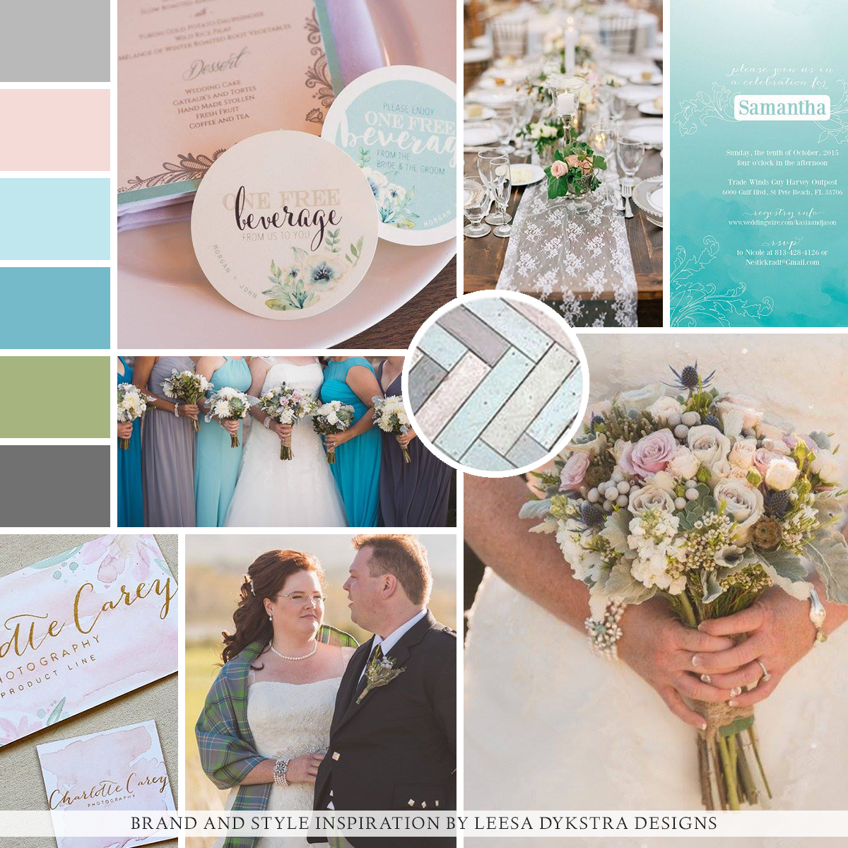 Brand and Style Inspiration for Amazing Day Photography by Leesa Dykstra Designs