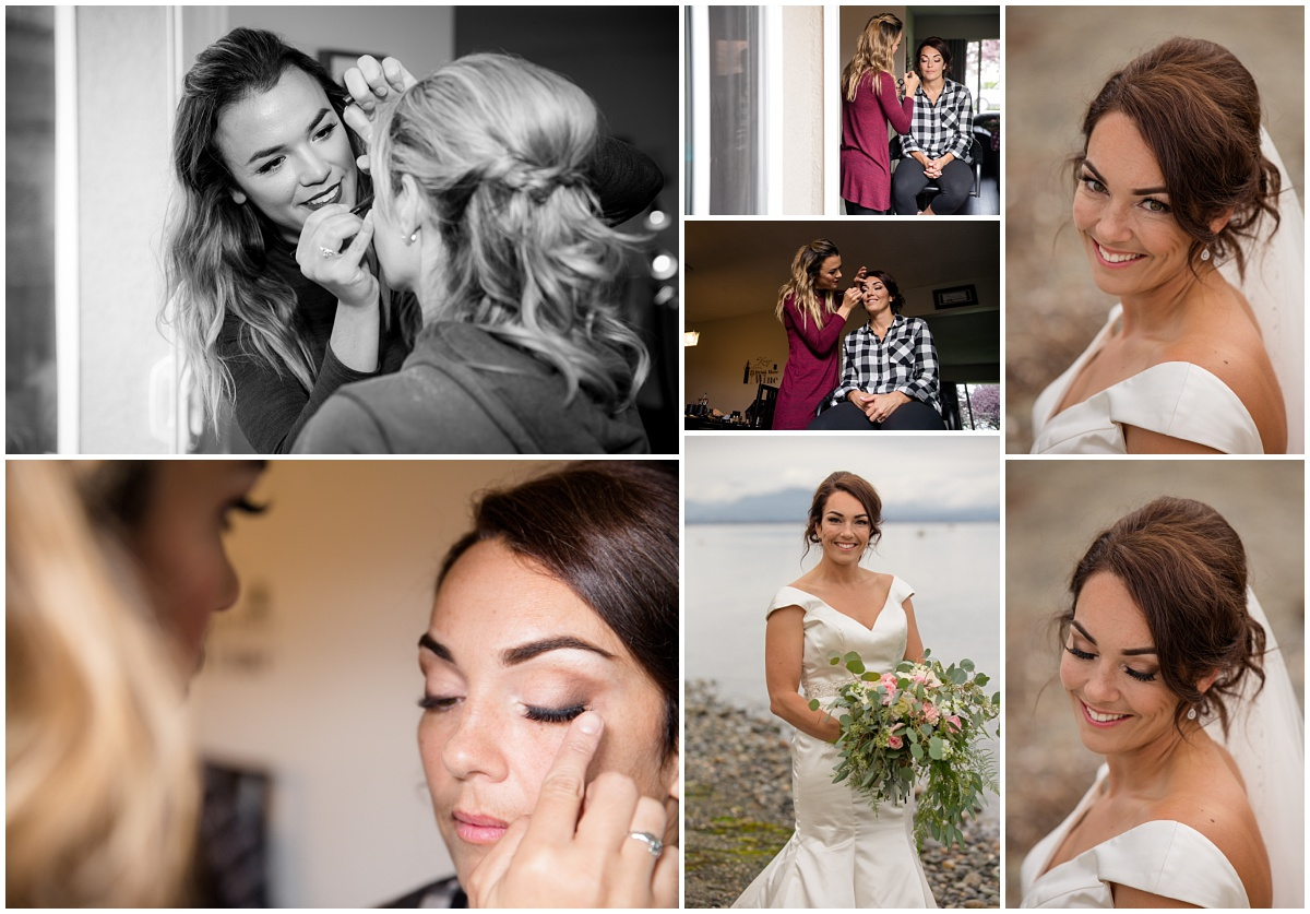 Amazing Day Photography - Vendor Spotlight - Makeup By Rae - Langley Wedding Photographer - Fraser Valley Wedding Photographer