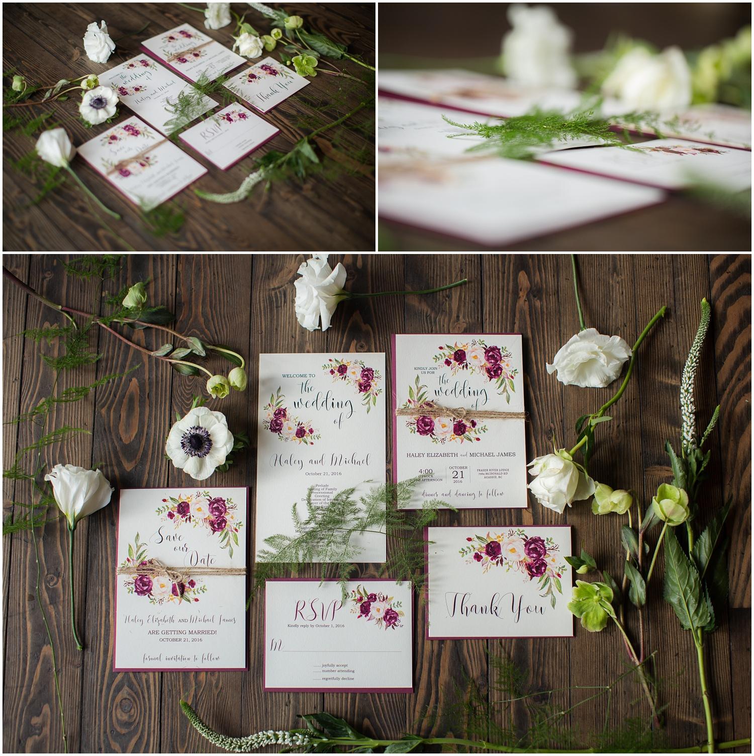 Amazing Day Photography - Fraser River Lodge Styled Session - Woodland Wedding - Green Tones - Green and White Wedding - Blush Wedding Dress - Morilee Wedding Dress - BC Wedding (2).jpg