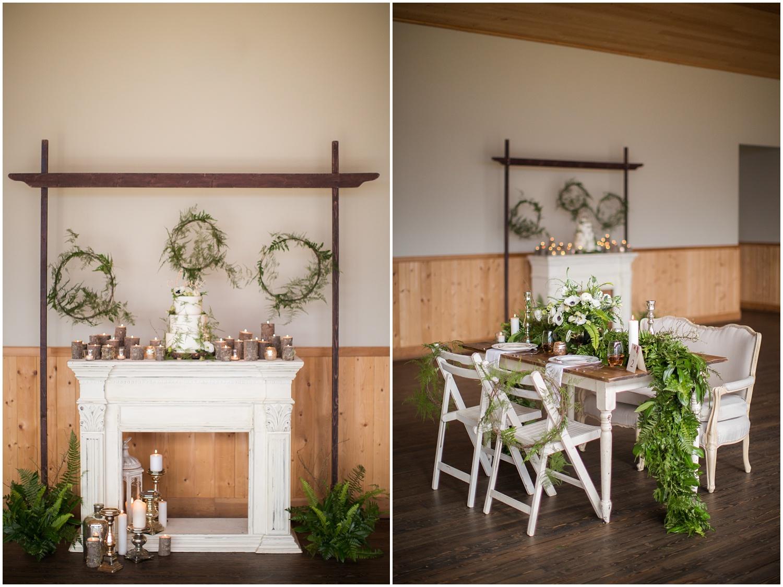 Amazing Day Photography - Fraser River Lodge Styled Session - Woodland Wedding - Green Tones - Green and White Wedding - Blush Wedding Dress - Morilee Wedding Dress - BC Wedding (11).jpg