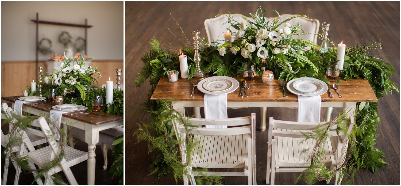 Amazing Day Photography - Fraser River Lodge Styled Session - Woodland Wedding - Green Tones - Green and White Wedding - Blush Wedding Dress - Morilee Wedding Dress - BC Wedding (12).jpg