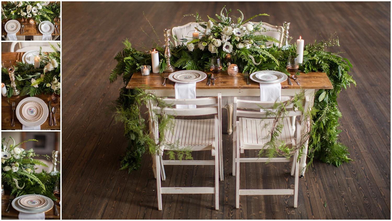 Amazing Day Photography - Fraser River Lodge Styled Session - Woodland Wedding - Green Tones - Green and White Wedding - Blush Wedding Dress - Morilee Wedding Dress - BC Wedding (13).jpg