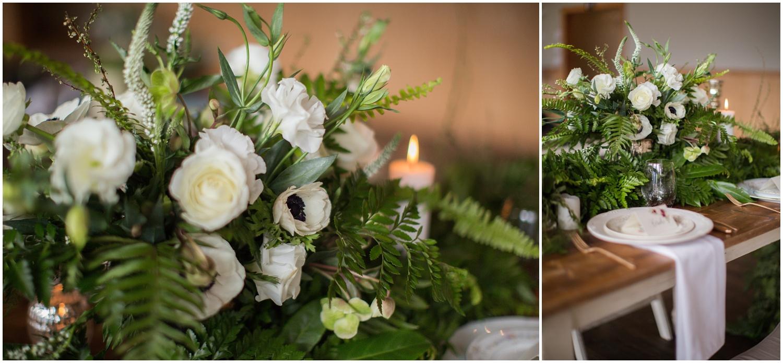 Amazing Day Photography - Fraser River Lodge Styled Session - Woodland Wedding - Green Tones - Green and White Wedding - Blush Wedding Dress - Morilee Wedding Dress - BC Wedding (15).jpg