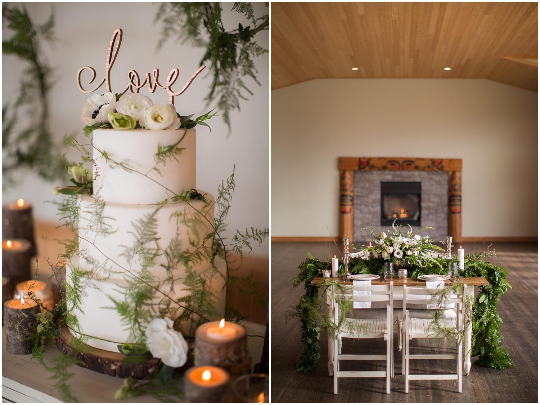 Amazing Day Photography - Fraser River Lodge Styled Session - Woodland Wedding - Green Tones - Green and White Wedding - Blush Wedding Dress - Morilee Wedding Dress - BC Wedding (18).jpg