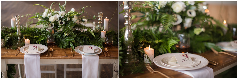 Amazing Day Photography - Fraser River Lodge Styled Session - Woodland Wedding - Green Tones - Green and White Wedding - Blush Wedding Dress - Morilee Wedding Dress - BC Wedding (19).jpg