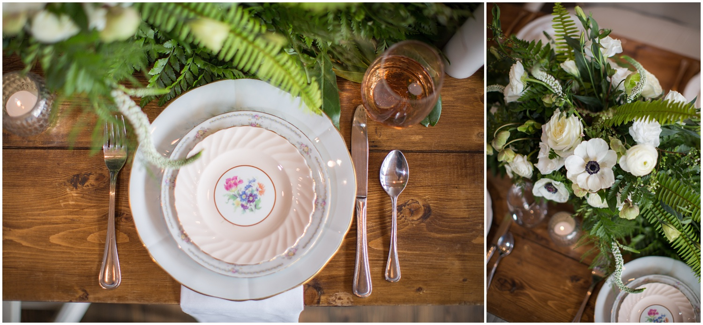 Amazing Day Photography - Fraser River Lodge Styled Session - Woodland Wedding - Green Tones - Green and White Wedding - Blush Wedding Dress - Morilee Wedding Dress - BC Wedding (21).jpg