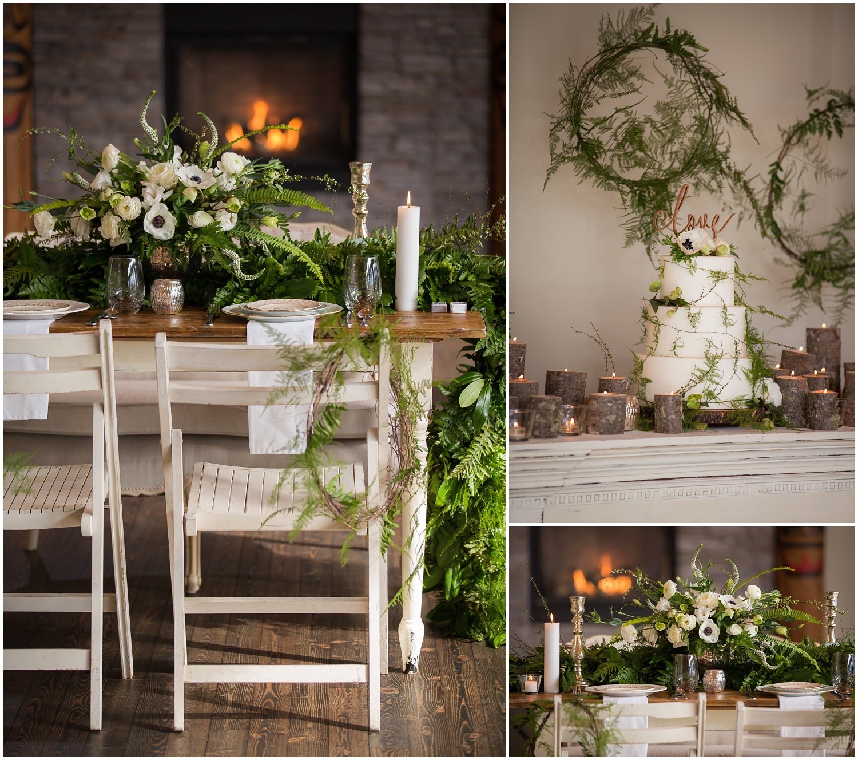 Amazing Day Photography - Fraser River Lodge Styled Session - Woodland Wedding - Green Tones - Green and White Wedding - Blush Wedding Dress - Morilee Wedding Dress - BC Wedding (22).jpg