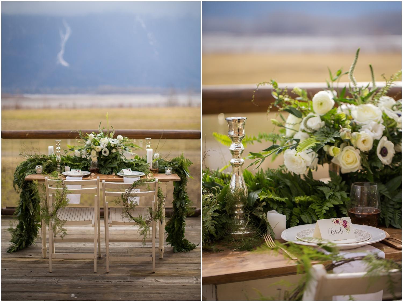 Amazing Day Photography - Fraser River Lodge Styled Session - Woodland Wedding - Green Tones - Green and White Wedding - Blush Wedding Dress - Morilee Wedding Dress - BC Wedding (38).jpg