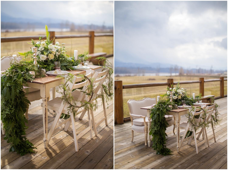 Amazing Day Photography - Fraser River Lodge Styled Session - Woodland Wedding - Green Tones - Green and White Wedding - Blush Wedding Dress - Morilee Wedding Dress - BC Wedding (40).jpg