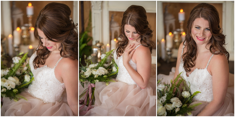 Amazing Day Photography - Fraser River Lodge Styled Session - Woodland Wedding - Green Tones - Green and White Wedding - Blush Wedding Dress - Morilee Wedding Dress - BC Wedding (43).jpg