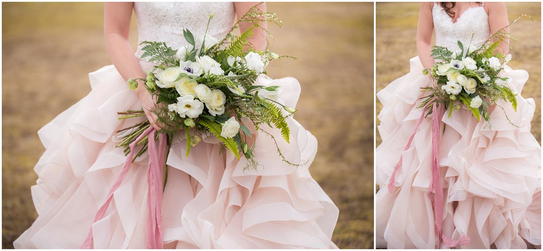 Amazing Day Photography - Fraser River Lodge Styled Session - Woodland Wedding - Green Tones - Green and White Wedding - Blush Wedding Dress - Morilee Wedding Dress - BC Wedding (48).jpg