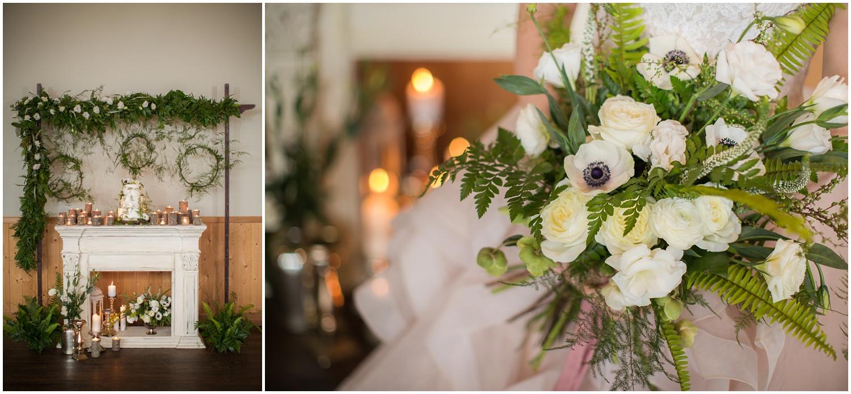 Amazing Day Photography - Fraser River Lodge Styled Session - Woodland Wedding - Green Tones - Green and White Wedding - Blush Wedding Dress - Morilee Wedding Dress - BC Wedding (51).jpg