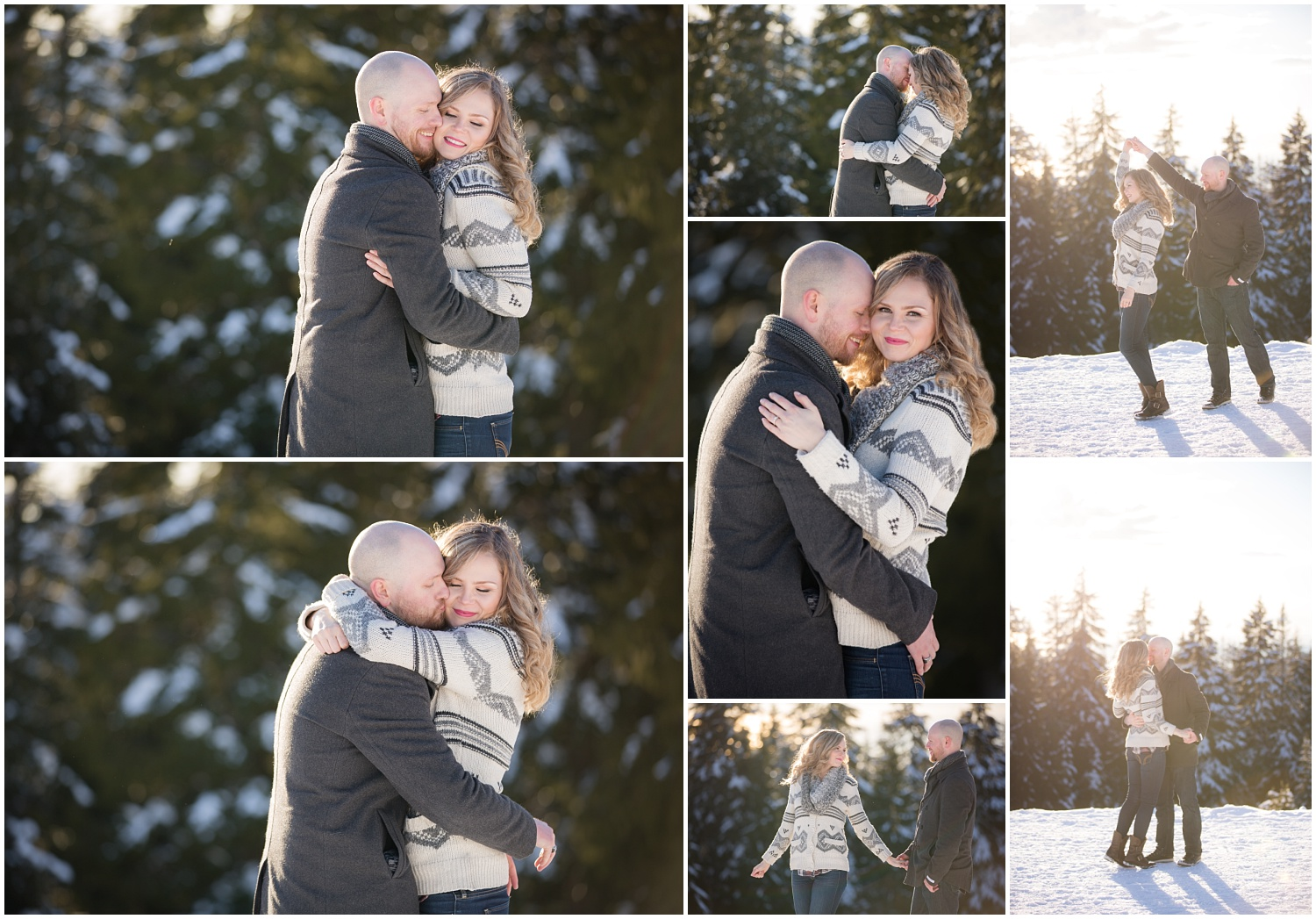 Amazing Day Photography - Langely Wedding Photographer - Snow Engagement Session - Mount Seymour Engagement - Winter Engagement Session - North Vancouver Engagement Session  (9).jpg