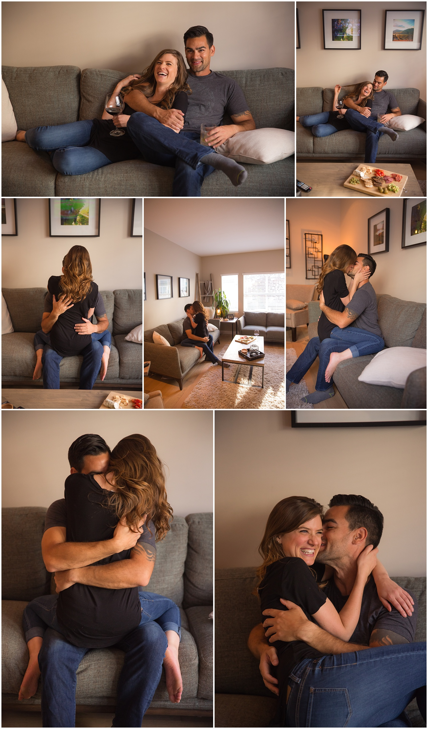 Amazing Day Photography - Home Couples Session - Langley Photographer (6).jpg