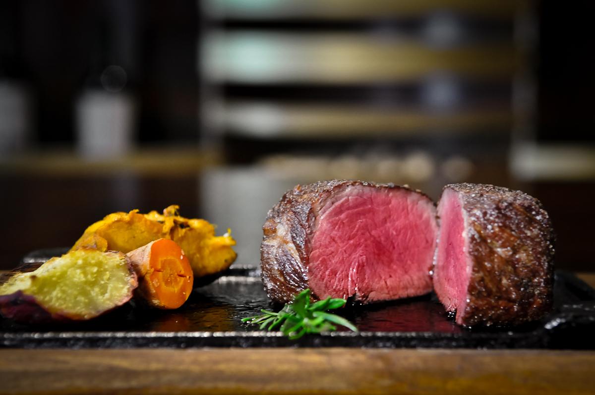 The perfect steak.