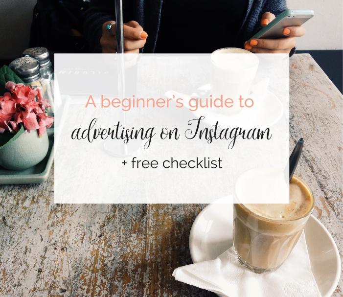 Instagram ads. How to advertise on Instagram. #Instagramtips #socialmediatips #blogging
