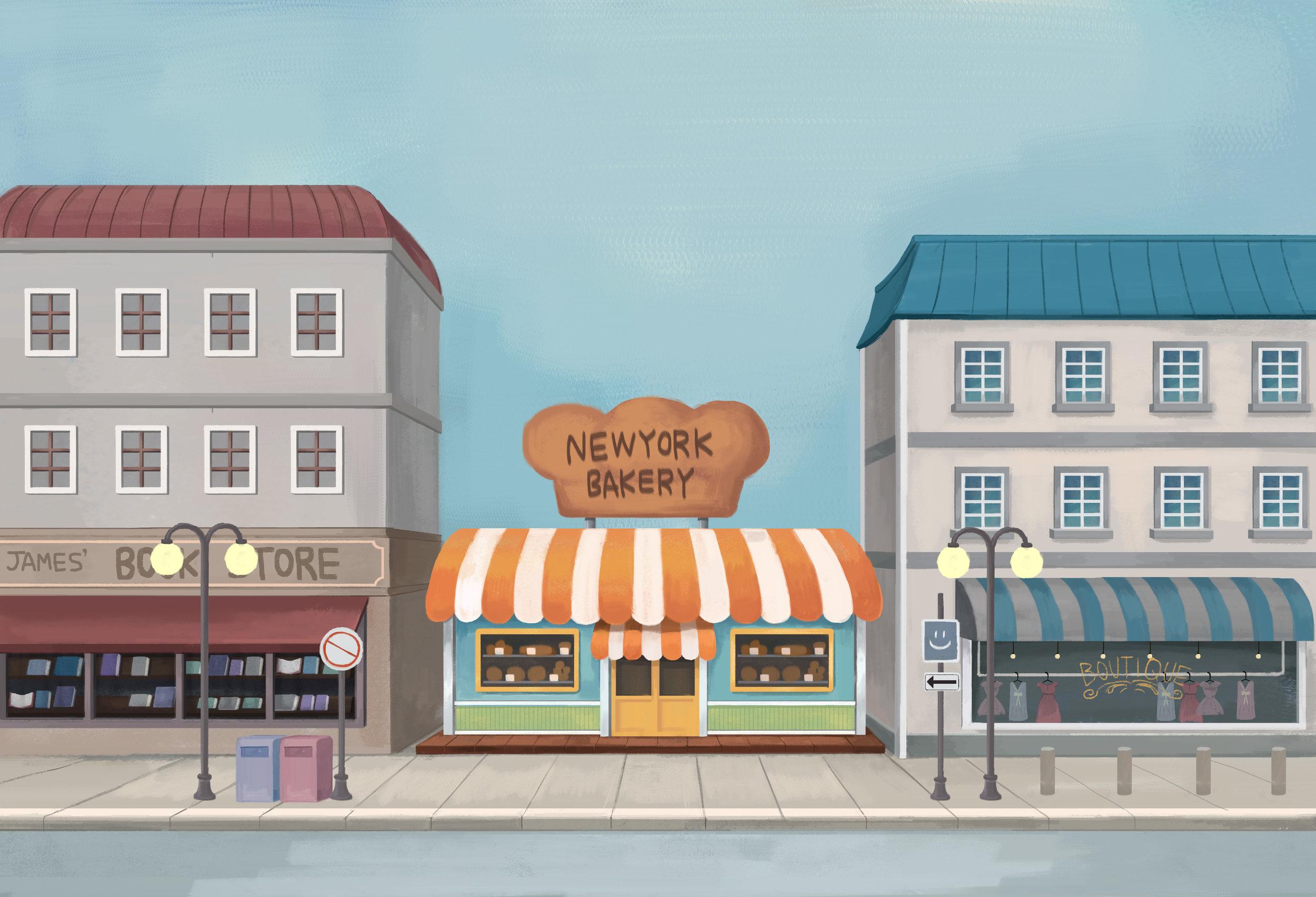 Bakery_Street view