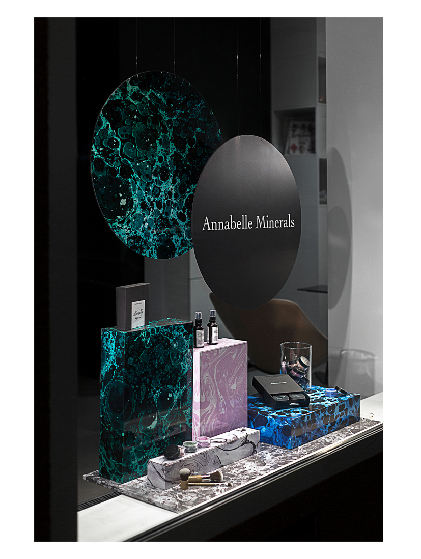 Witryna Sklepowa Projekt - Annabelle Minerals