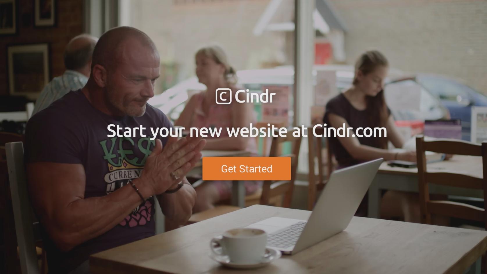 Cindr,  I'm a Web Builder
