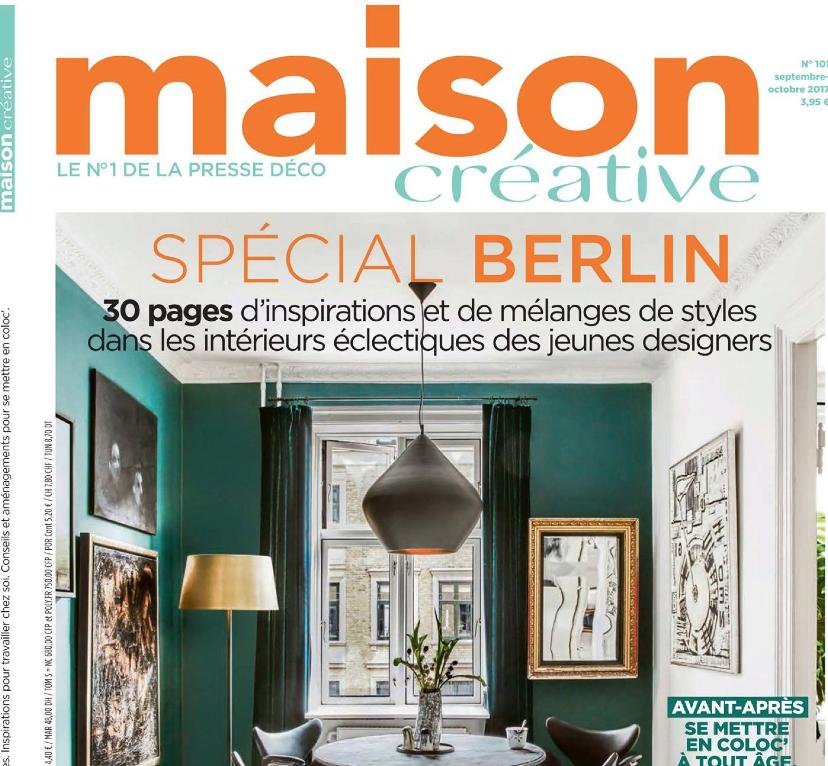 Maison Creative October 2017