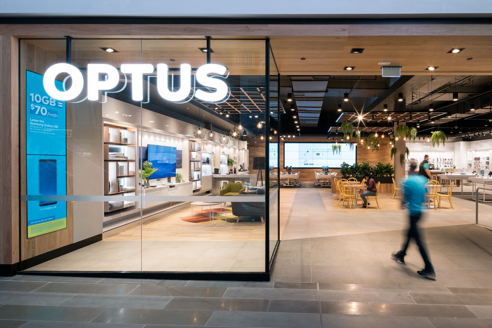 Optus Retail   How can redesigning a retail store drive multi-million-dollar growth?