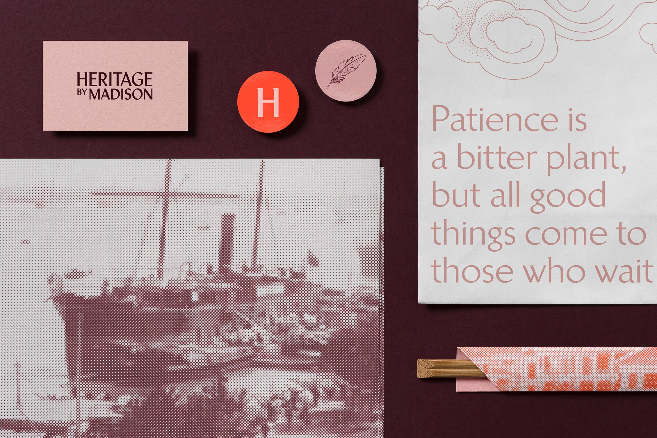 Heritage by Madison   How do you help foodies rediscover the influences that shaped their palates?