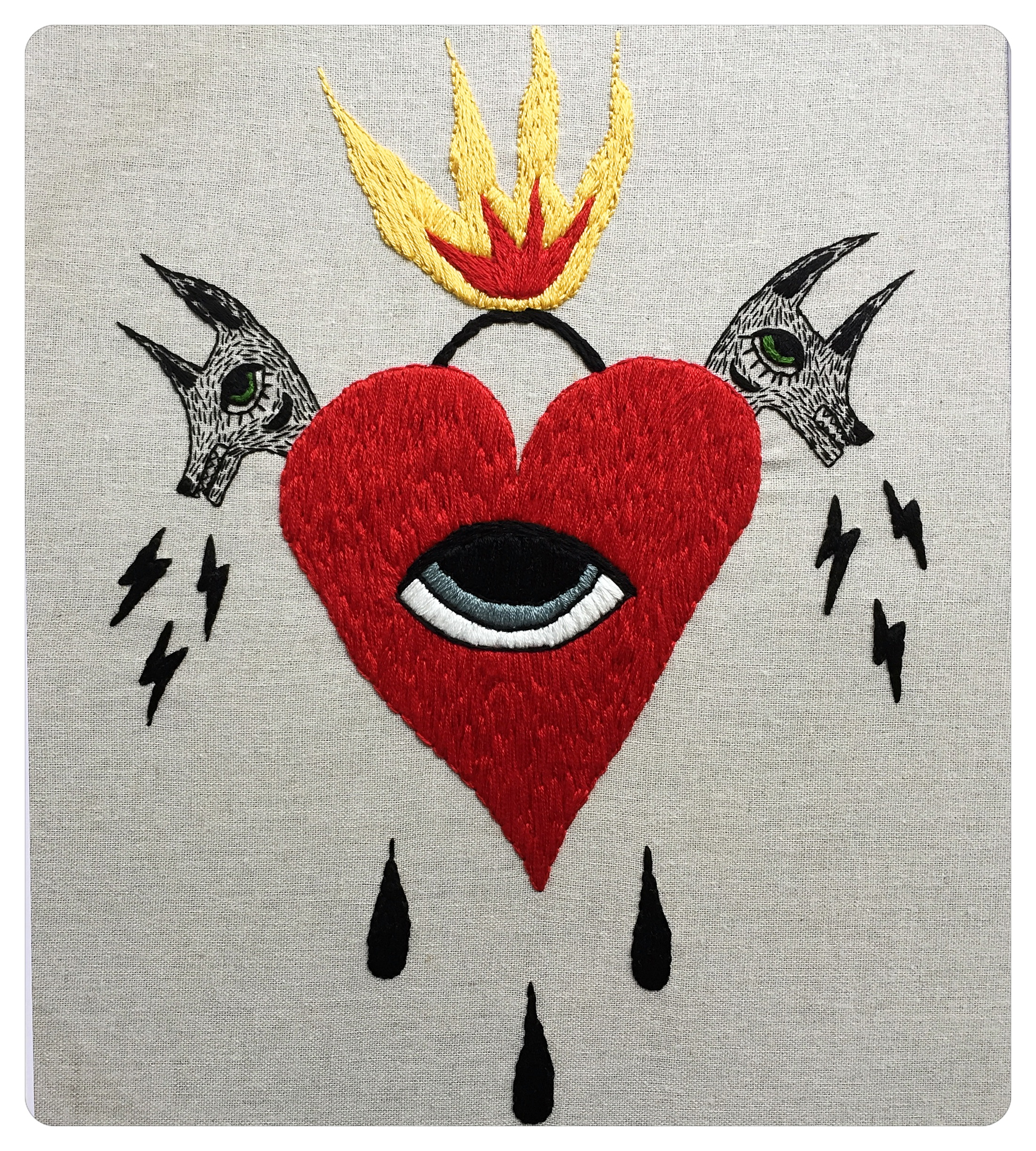 'Heart of a wolf'