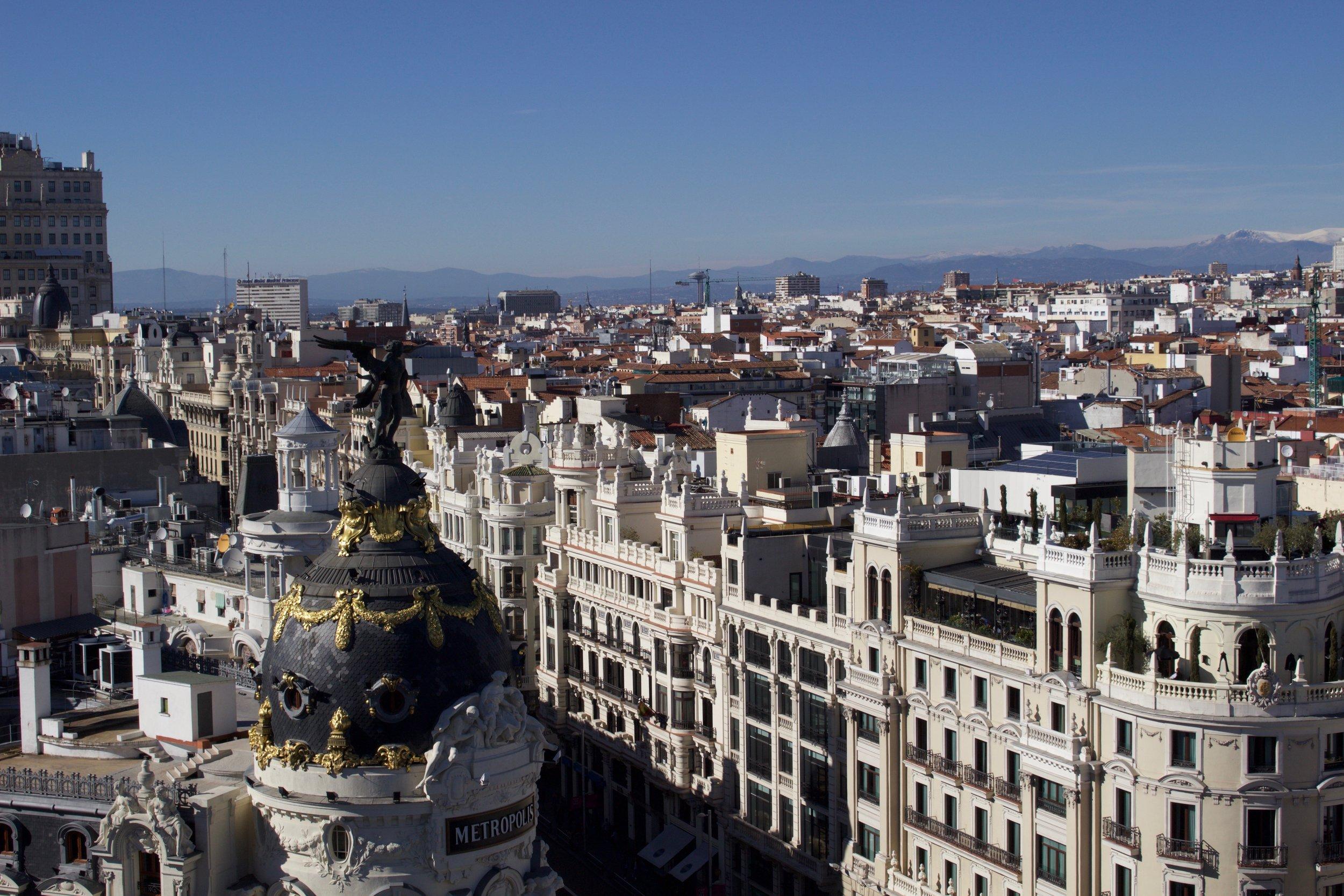 Belles Artes Madrid