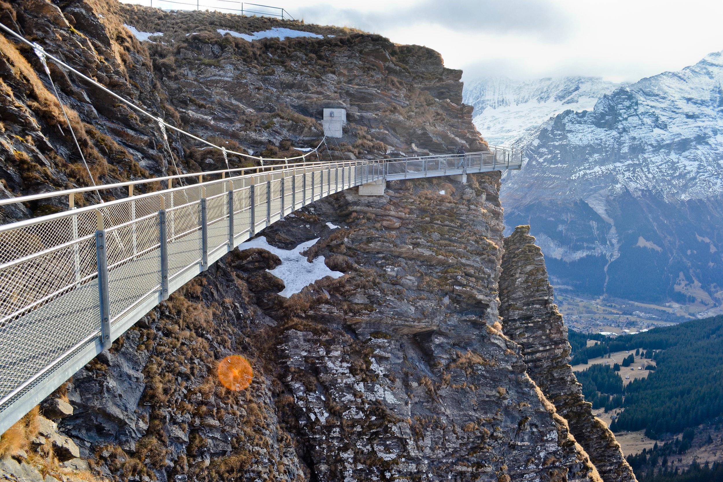 Thrill Walk Grindelwald