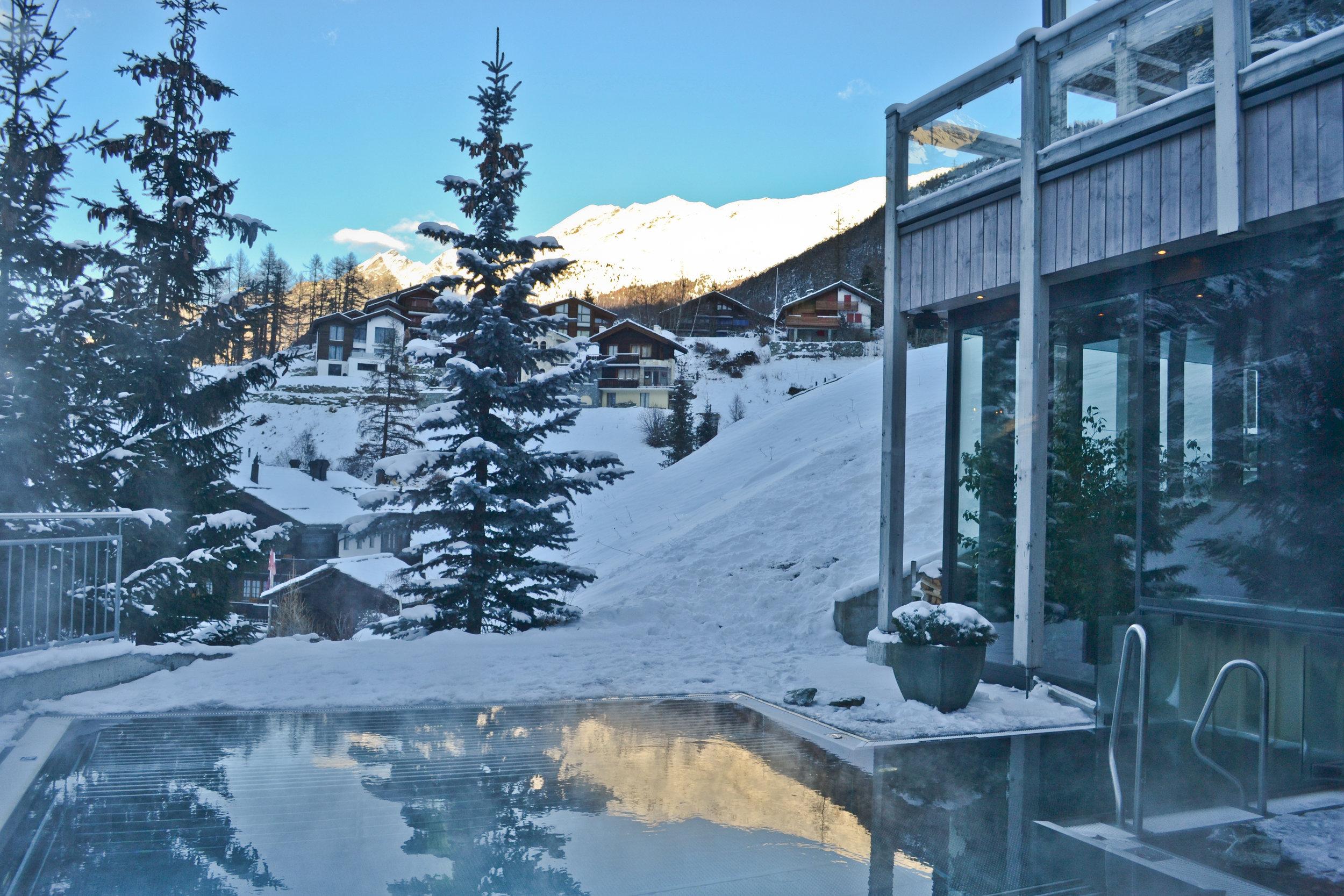 Spa Zermatt