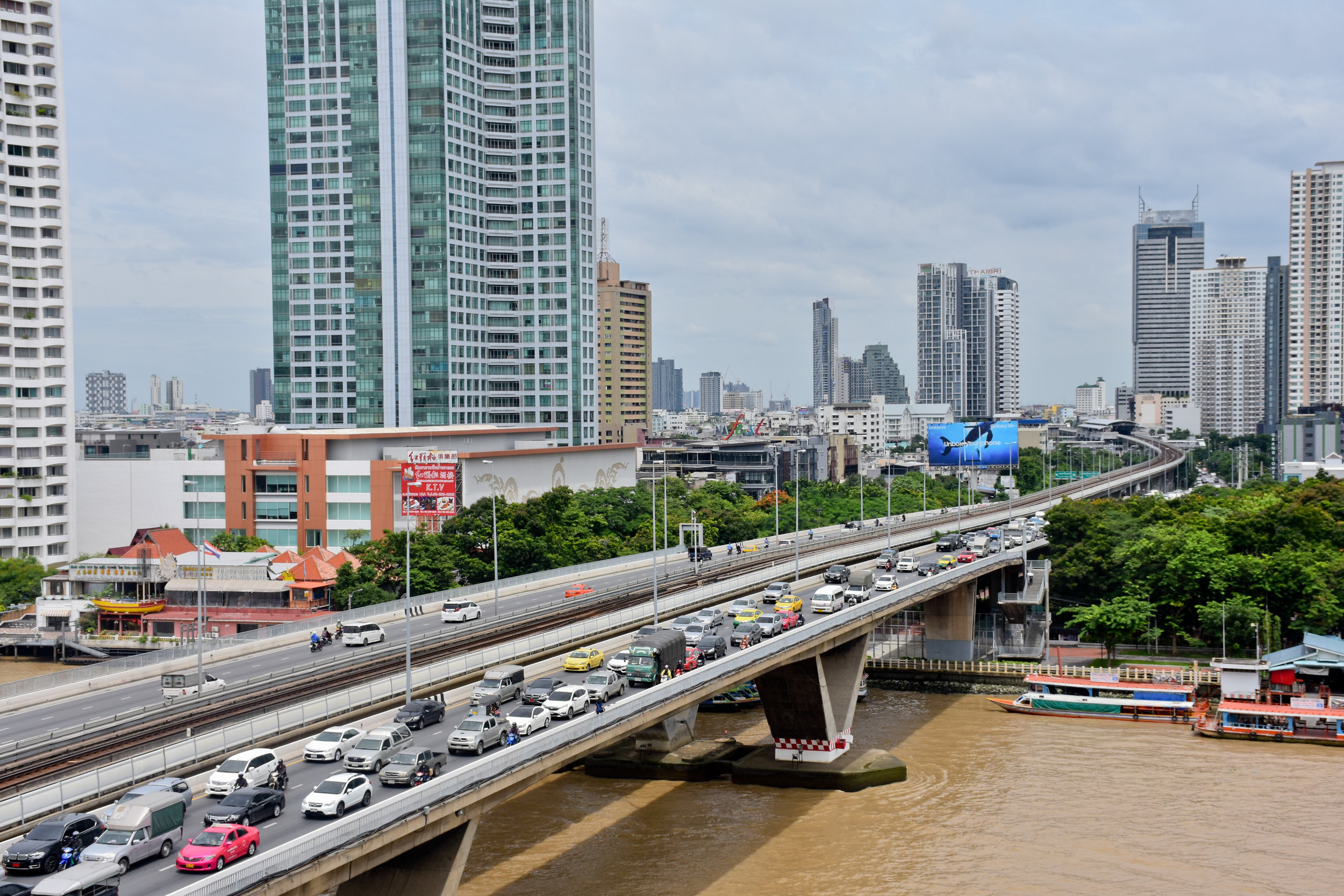 Bangkok, 2017
