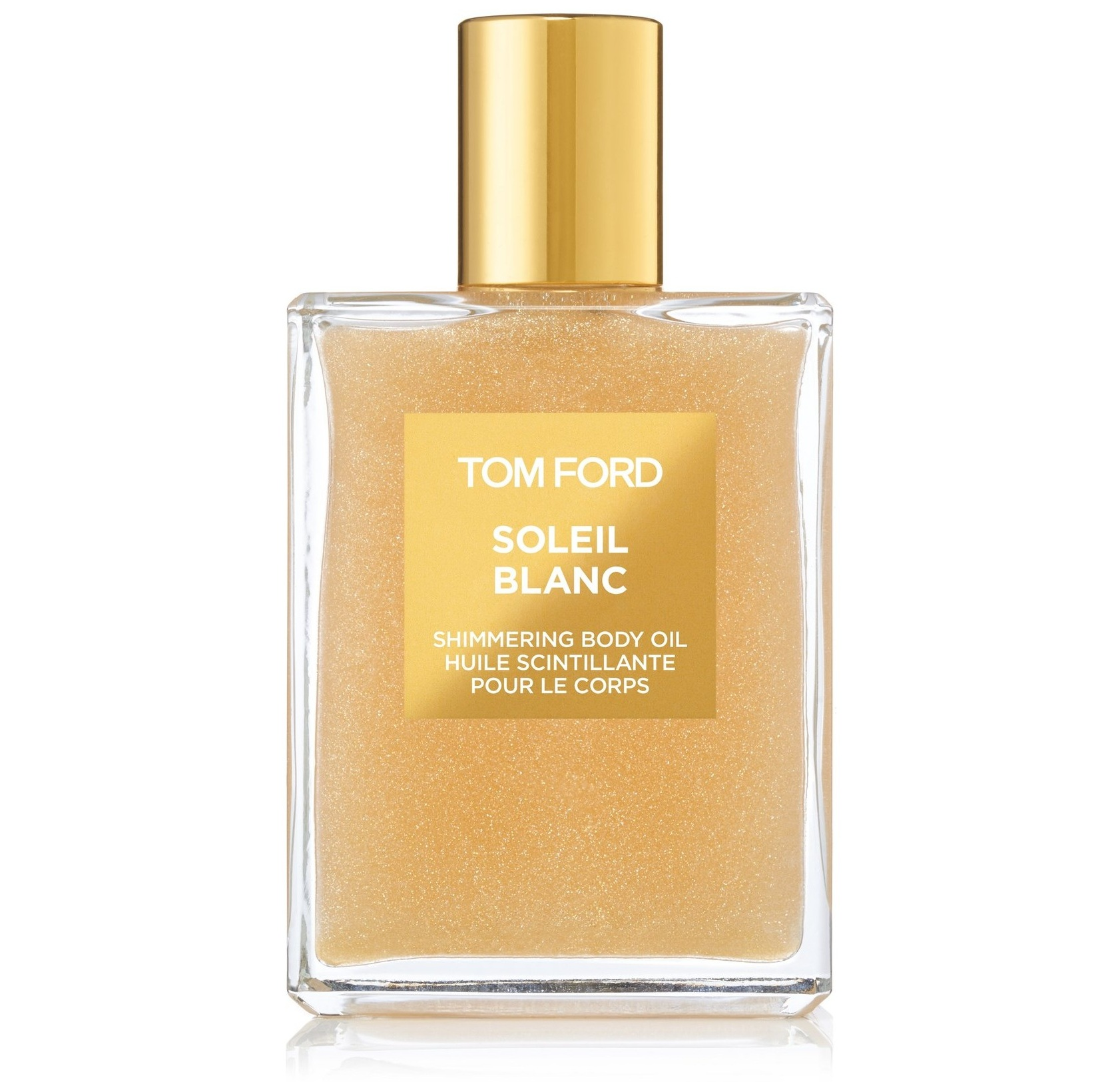 Soleil Blanc Shimmering Body Oil,    Tom Ford   , £72