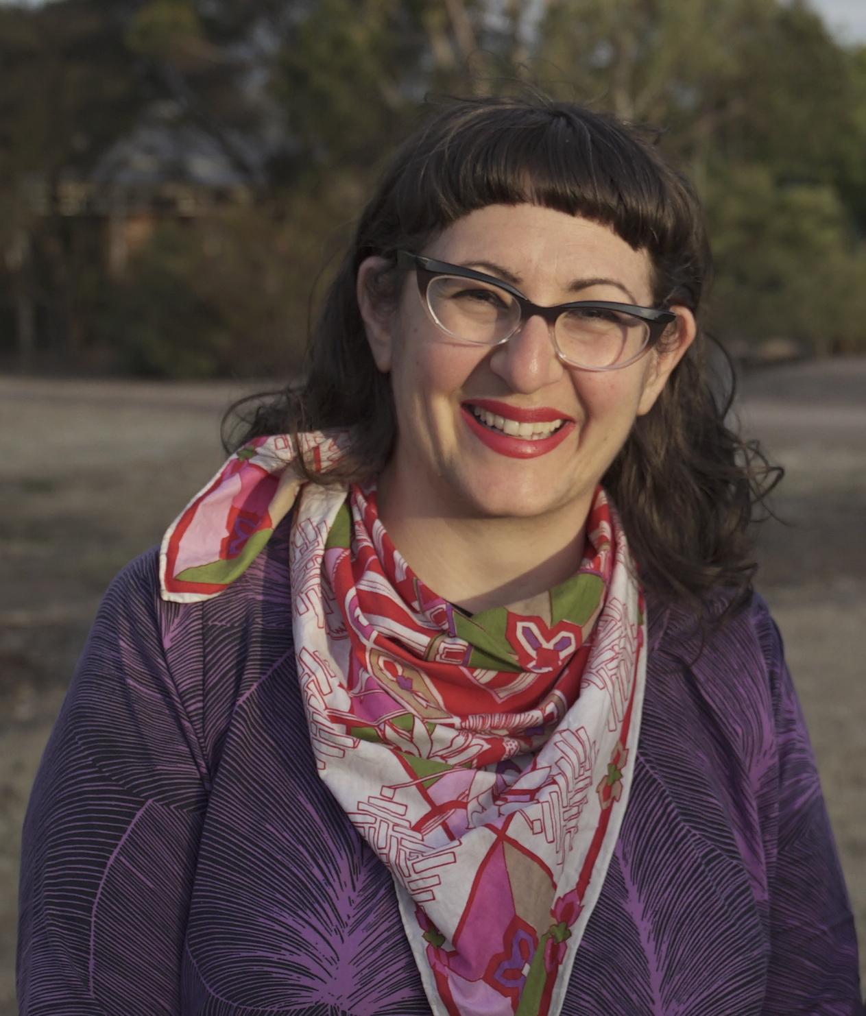 Nicole Barakat, Photo by Zoe Scoglio