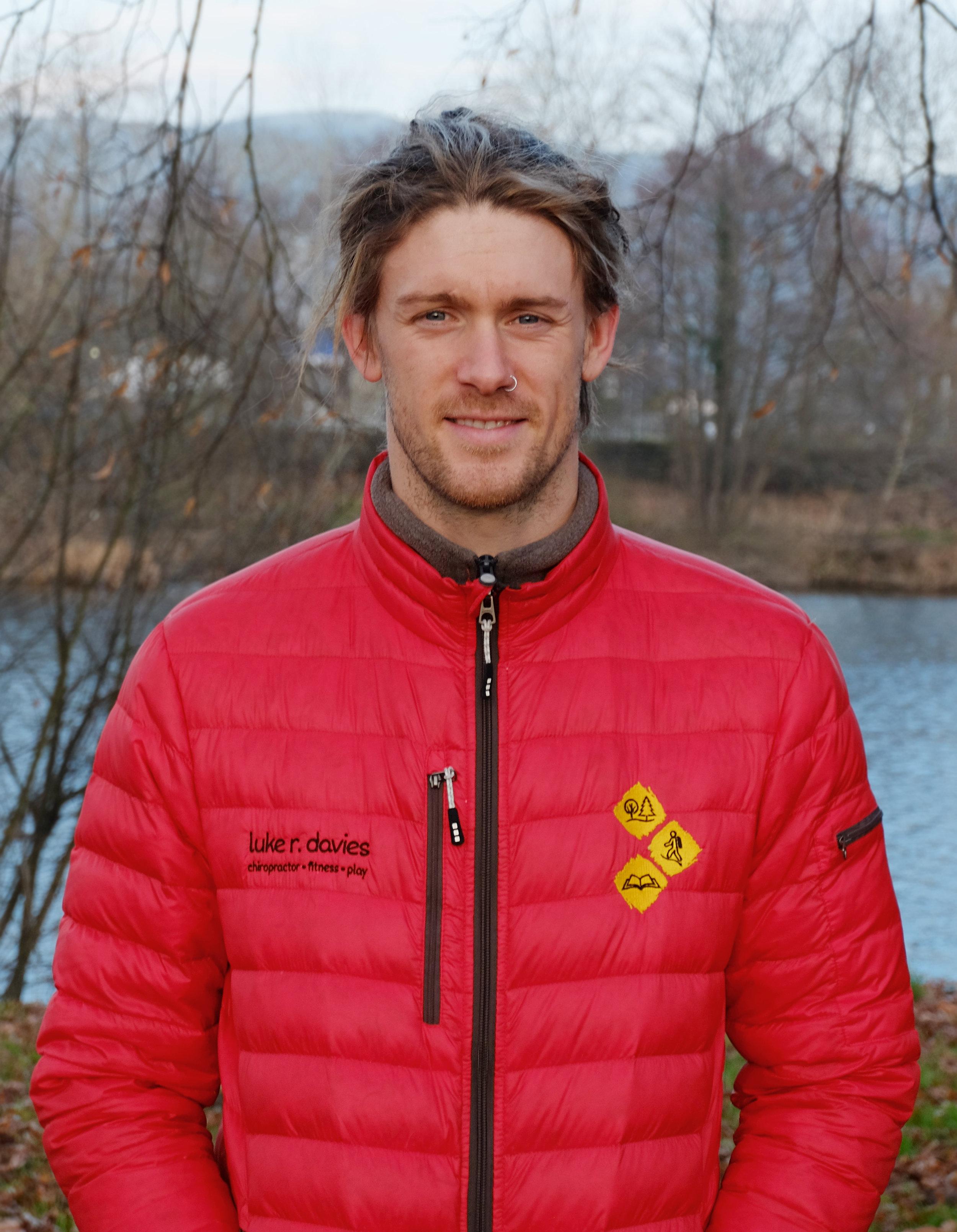 Luke R. Davies