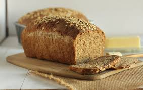 Whole bread.  *While I prefer whole bread, white is also fine as part of your new balanced eating.